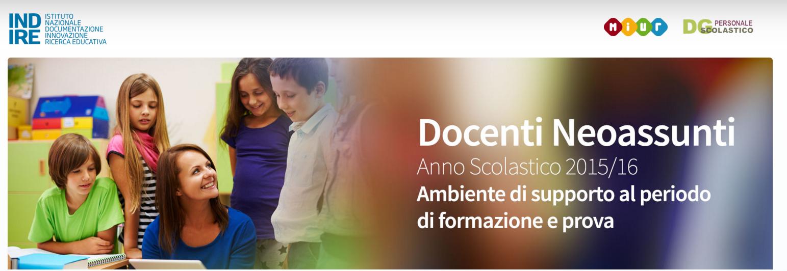 Aperta La Piattaforma INDIRE Per I Docenti Neoassunti 2015 16 Guida