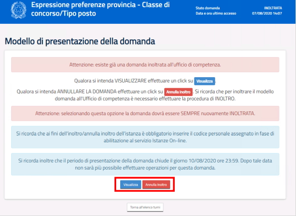 PSN Procedura informatizzata per nomine 7